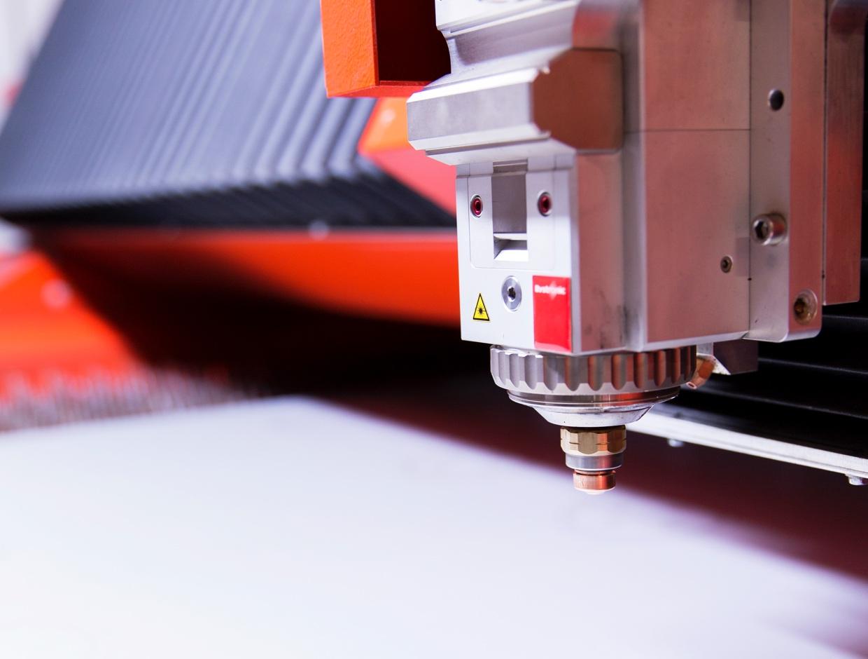 Lasersnijden & Ponsen