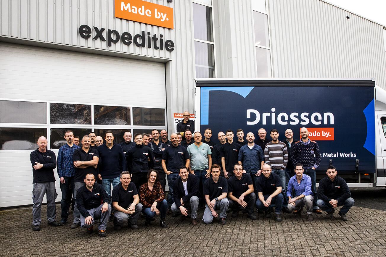 Driessen success stories